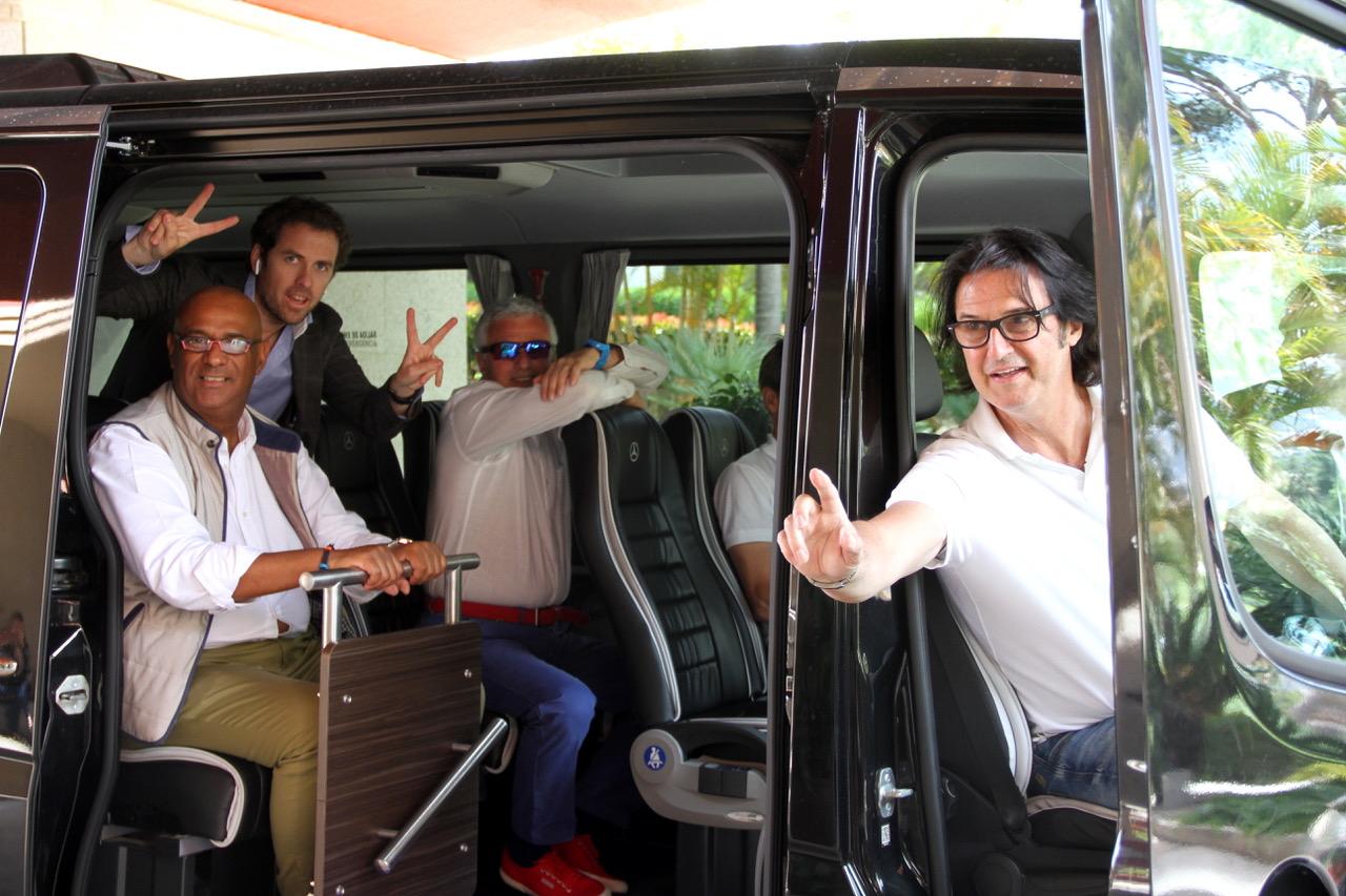 Iberian Mobility, orgulloso colaborador del torneo de golf benéfico por Sarah Almagro